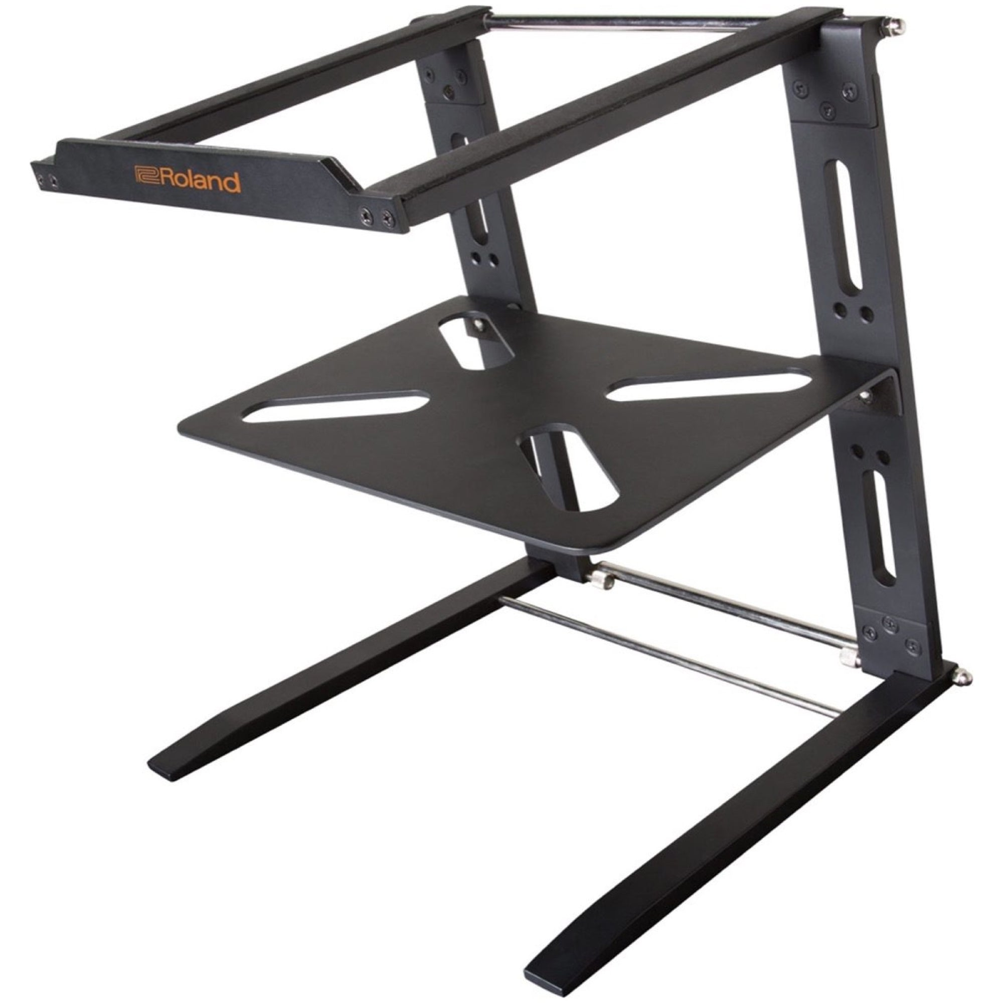 Roland LP-1T Folding Laptop Stand with Tray
