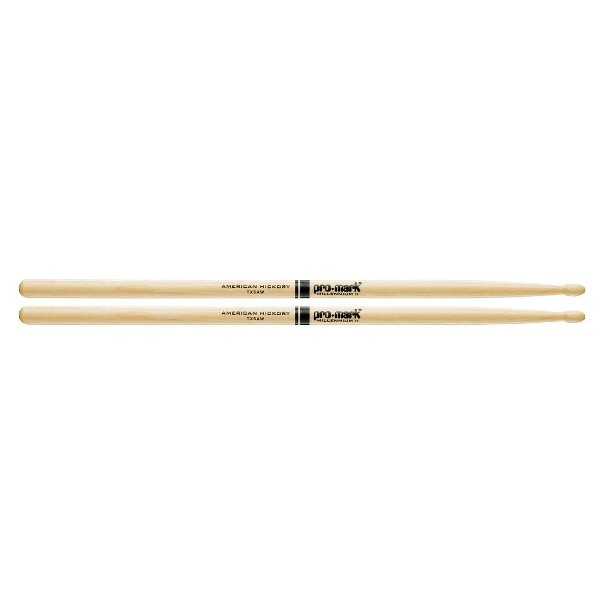 ProMark 5A Drumsticks, Wood Tip, Pair