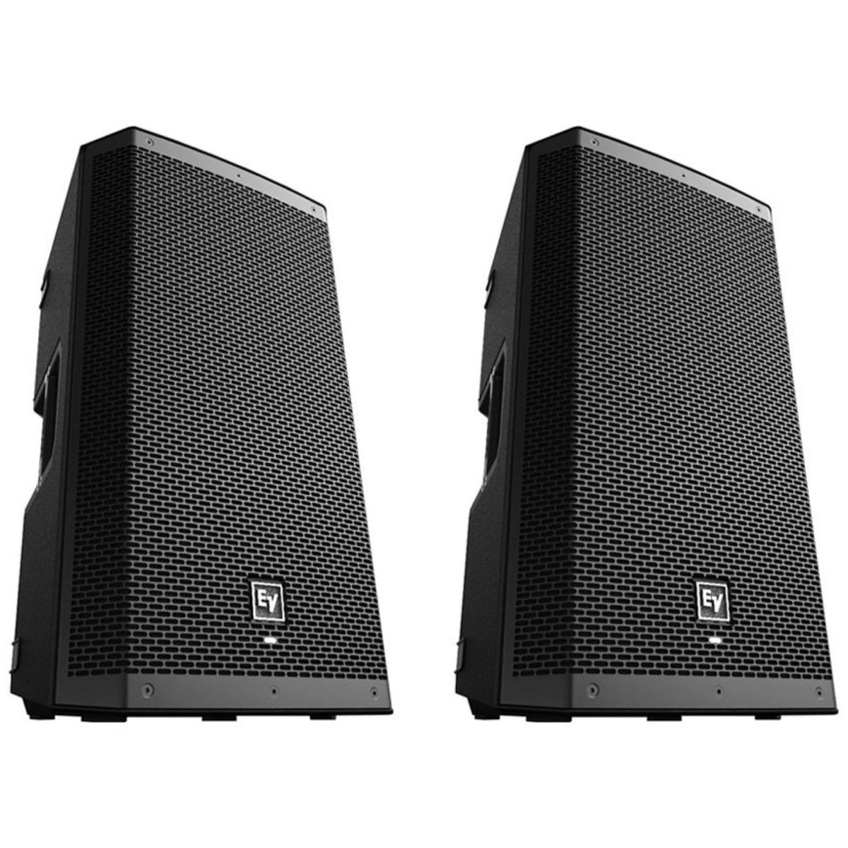 Electro-Voice ZLX-12BT Powered Bluetooth Loudspeaker (1000 Watts, 1x12 Inch), Pair
