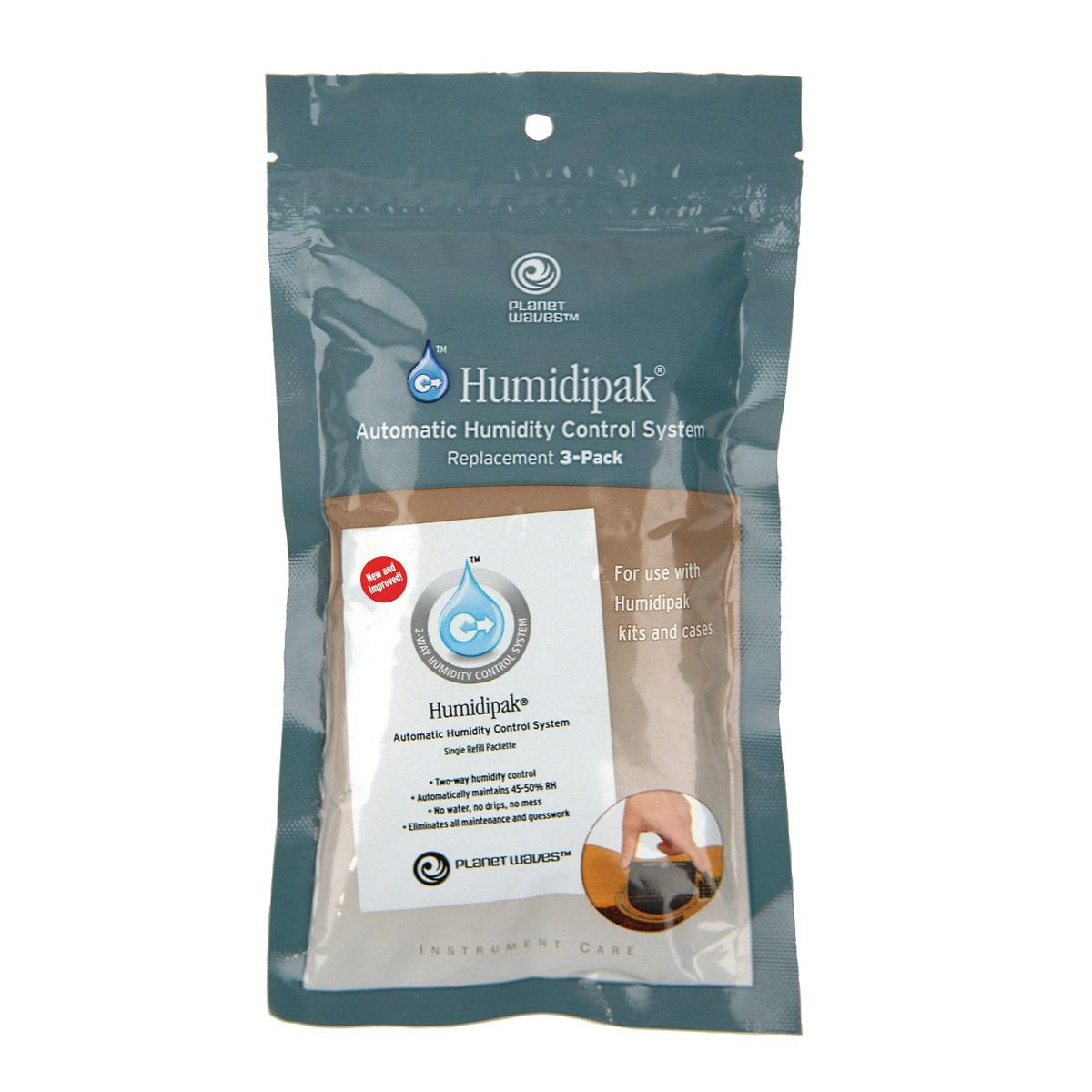 Planet Waves Humidipak Standard Refill Packet