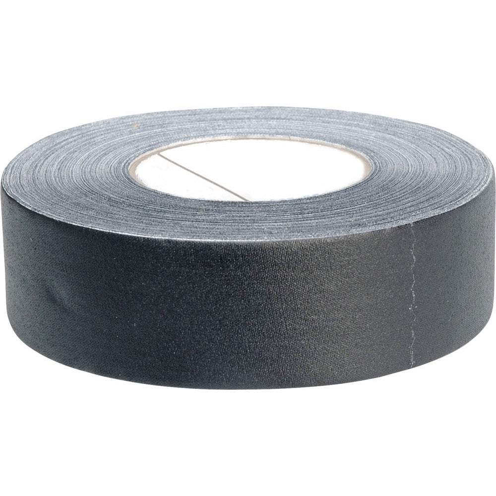 Hosa GFT Gaffer's Tape, Black, GFT459BK, 4 Inch Wide, 180 Foot