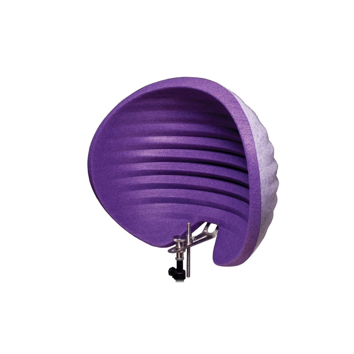 Aston Microphones Halo Microphone Reflection Filter, Purple