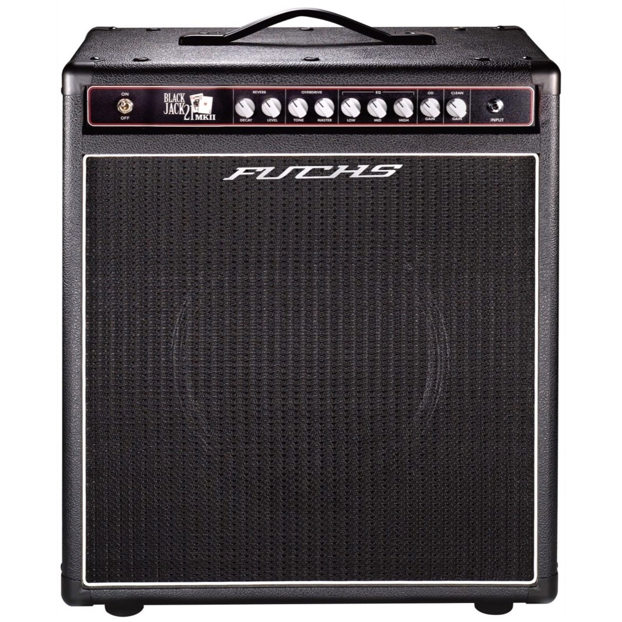 Fuchs Blackjack 21 Guitar Combo Amplifier, Black