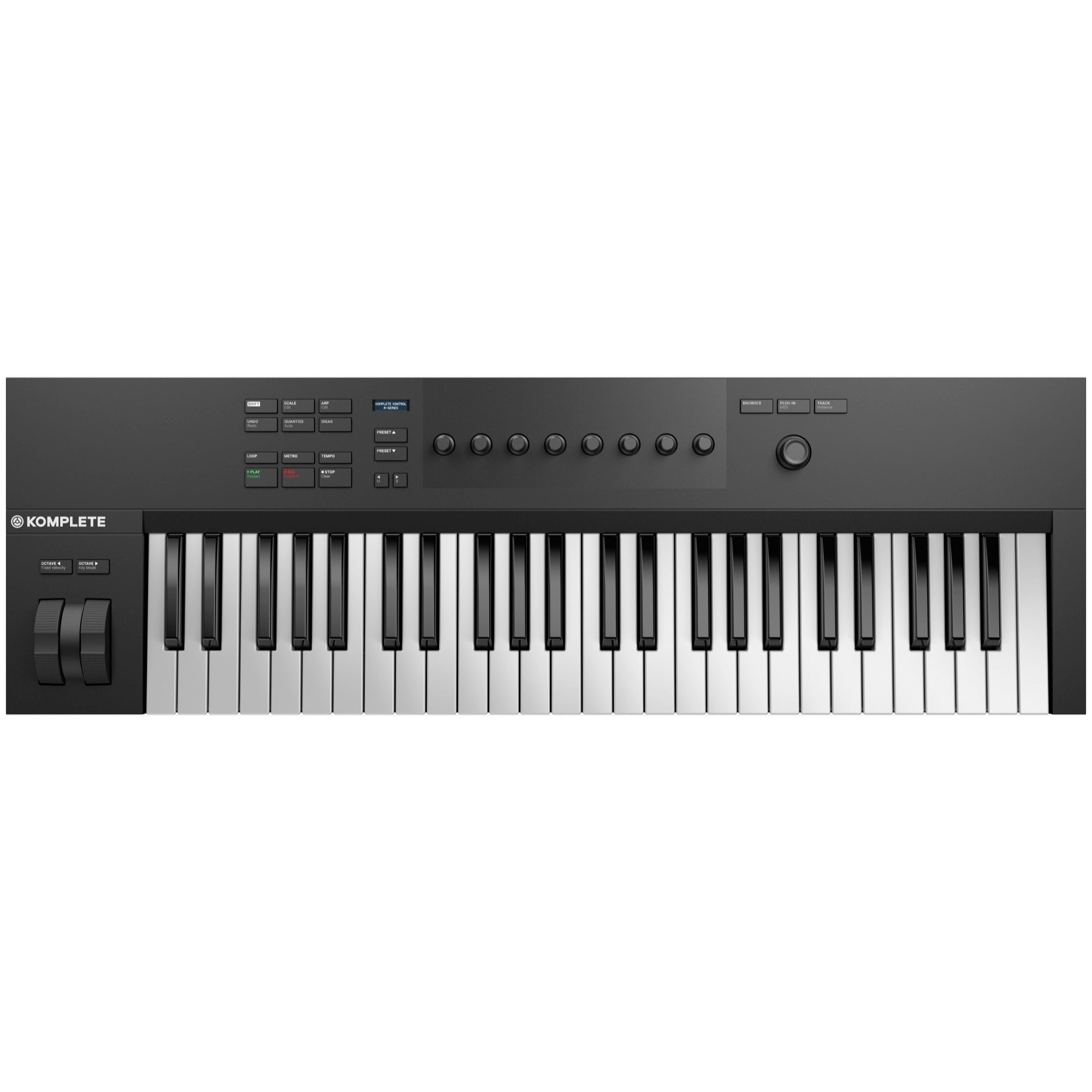 Native Instruments Komplete Kontrol A49 USB MIDI Keyboard