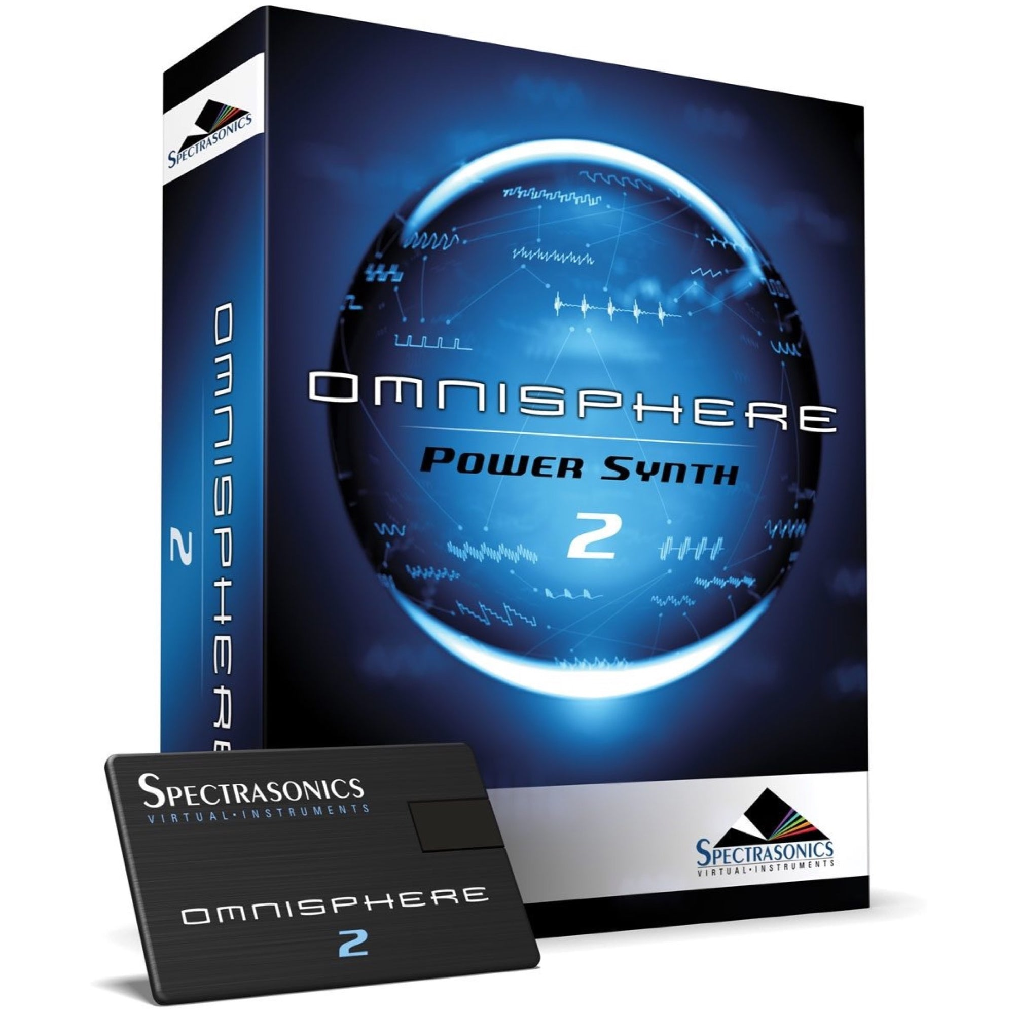 Spectrasonics Omnisphere 2.6 Software Synthesizer