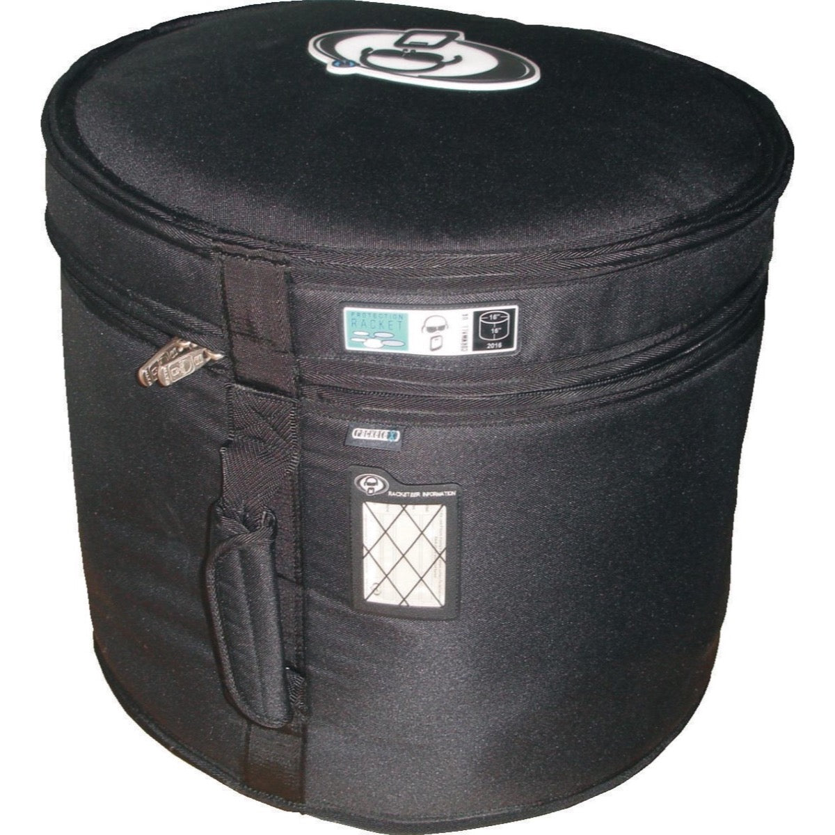 Protection Racket Padded Floor Tom Bag, 2014, 14x14 Inch