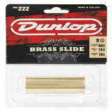 Load image into Gallery viewer, Dunlop 222 SI Brass Slide
