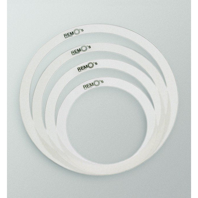 Remo RemOs Ring Pack, Standard, 12, 13, 14, and 16 Inch