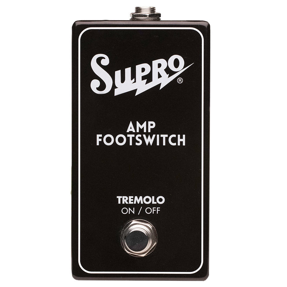 Supro SF1 Tremolo Single Footswitch Pedal
