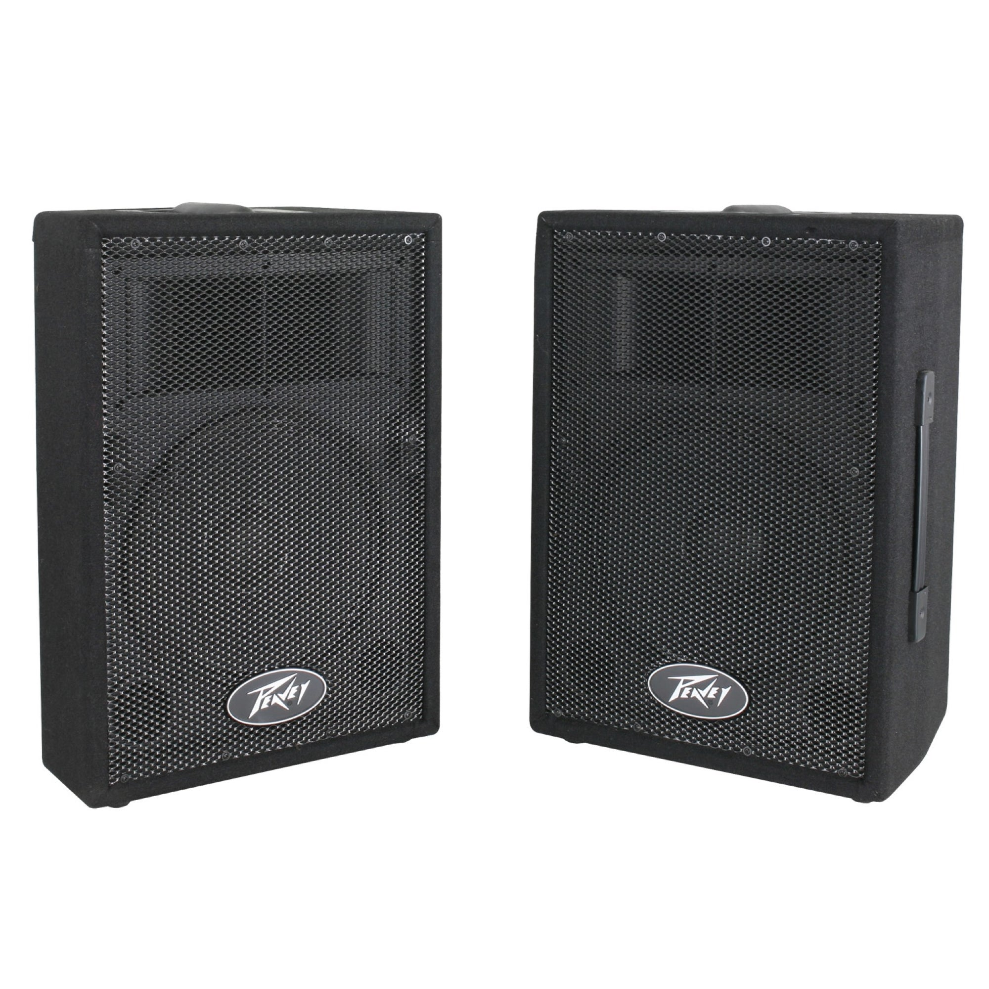 Peavey PVi 10 Passive, Unpowered PA Speakers (100 Watts, 1x10 Inch), Pair