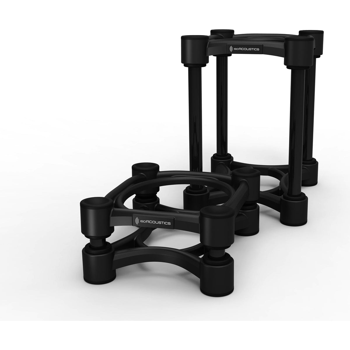 IsoAcoustics ISO-155 Medium Studio Monitor Isolation Stands (Pair)