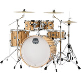 Load image into Gallery viewer, Mapex Mars Rock 5-Piece Drum Shell Pack - Driftwood with Chrome Rims