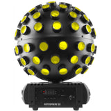 Load image into Gallery viewer, Chauvet DJ Rotosphere Q3 Effect Light, Black