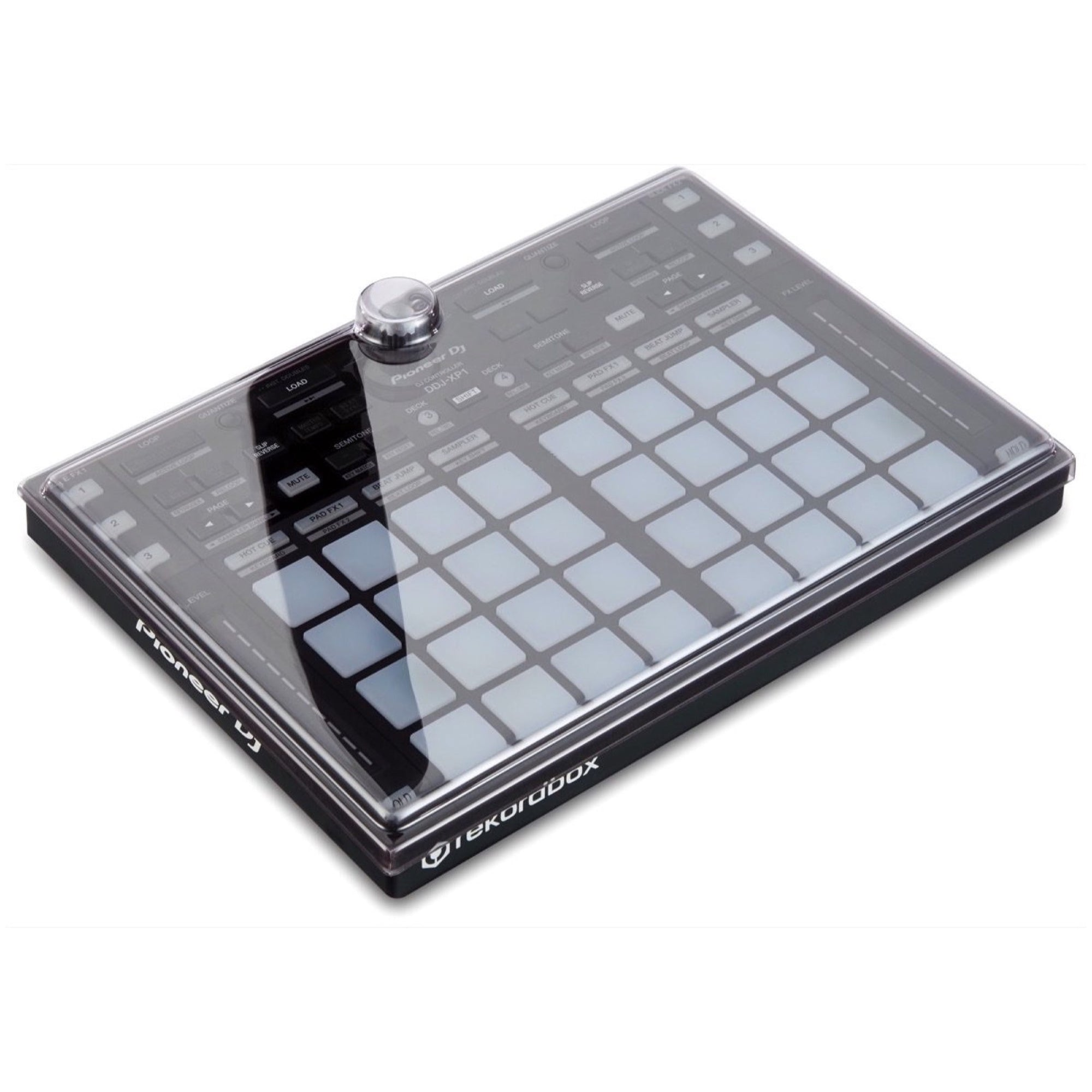 Decksaver Cover for Pioneer DDJ-XP1