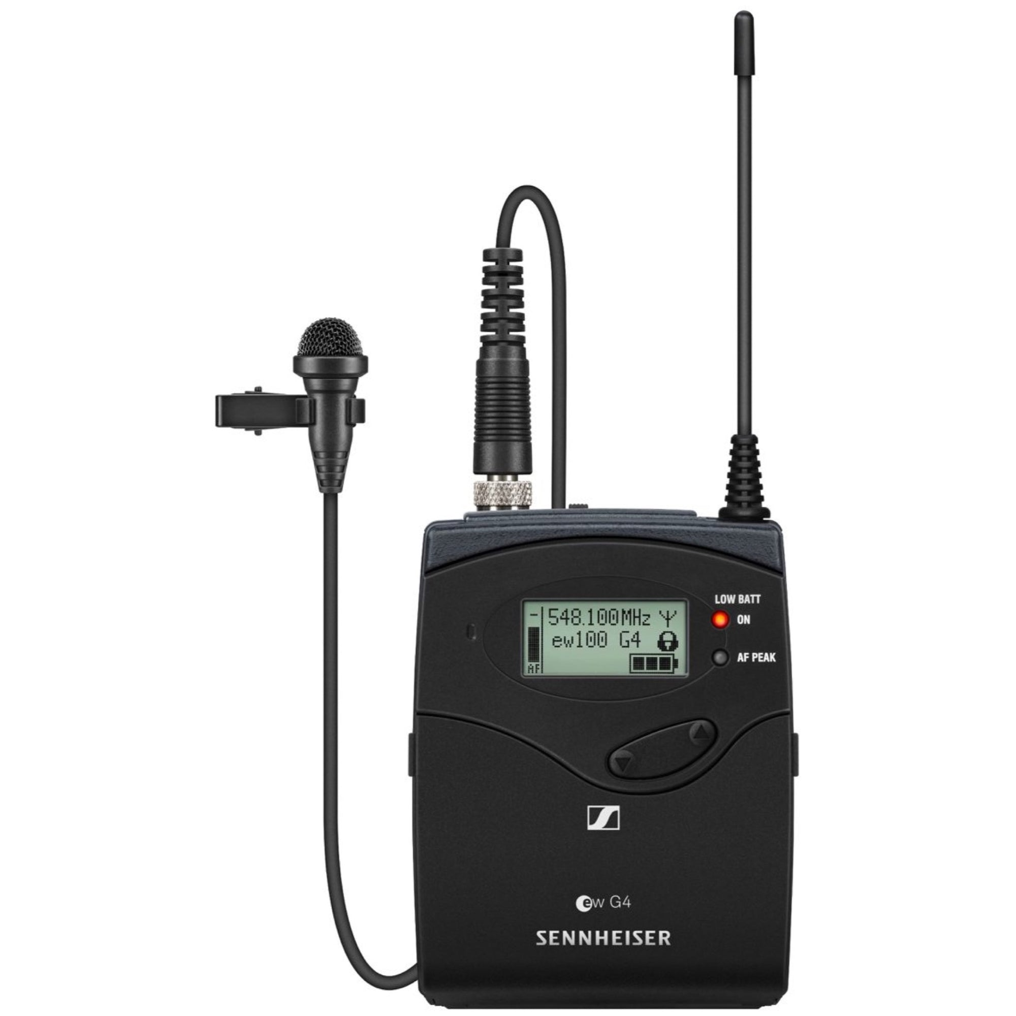 Sennheiser ew100 G4 ME2/835 Combination Wireless Microphone System , Band G (566-608 MHz)