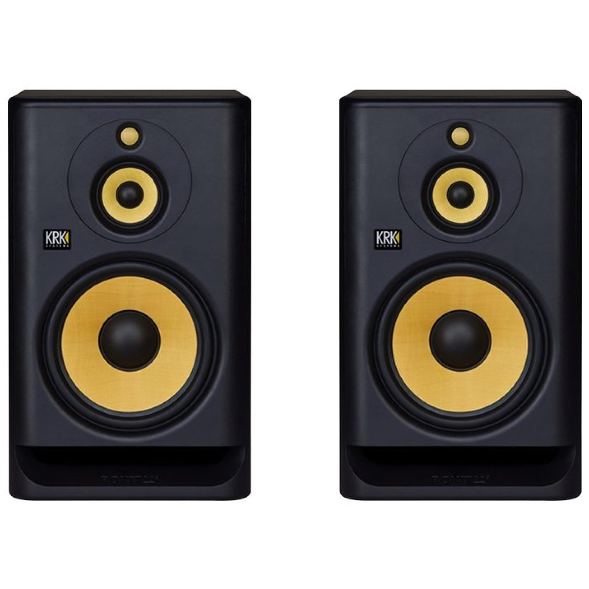 KRK Rokit 10-3 G4 Generation 4 Powered Studio Monitor, Pair