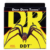 Load image into Gallery viewer, DR String DDT Drop Down Tuning Bass Strings, DDT-55, 55-115