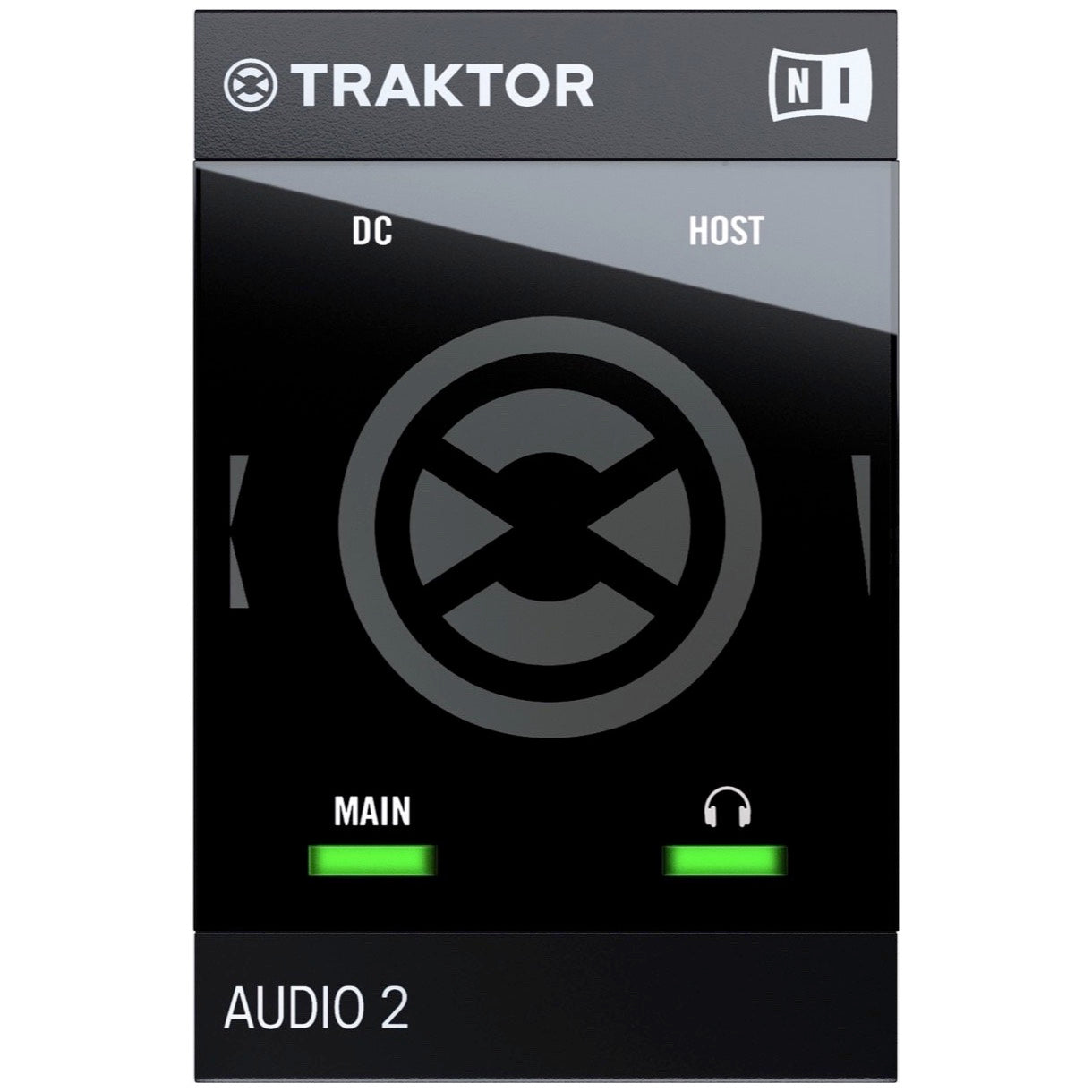 Native Instruments Traktor Audio 2 Mk2 DJ Audio Interface with Lightning Cable