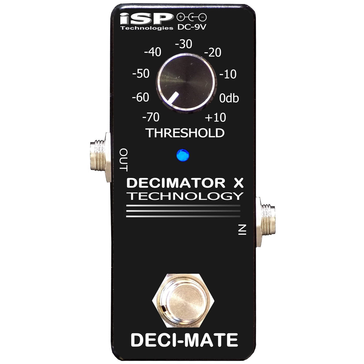 ISP Technologies Deci-Mate Noise Gate Pedal