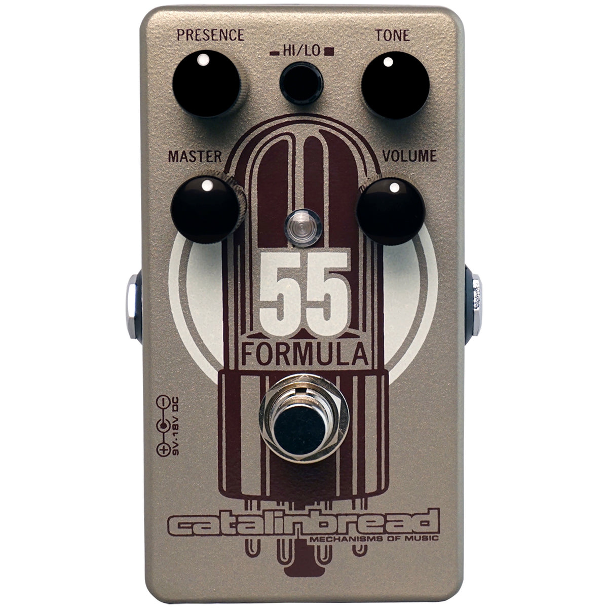 Catalinbread Formula No. 55 Vintage Tweed Deluxe Pedal