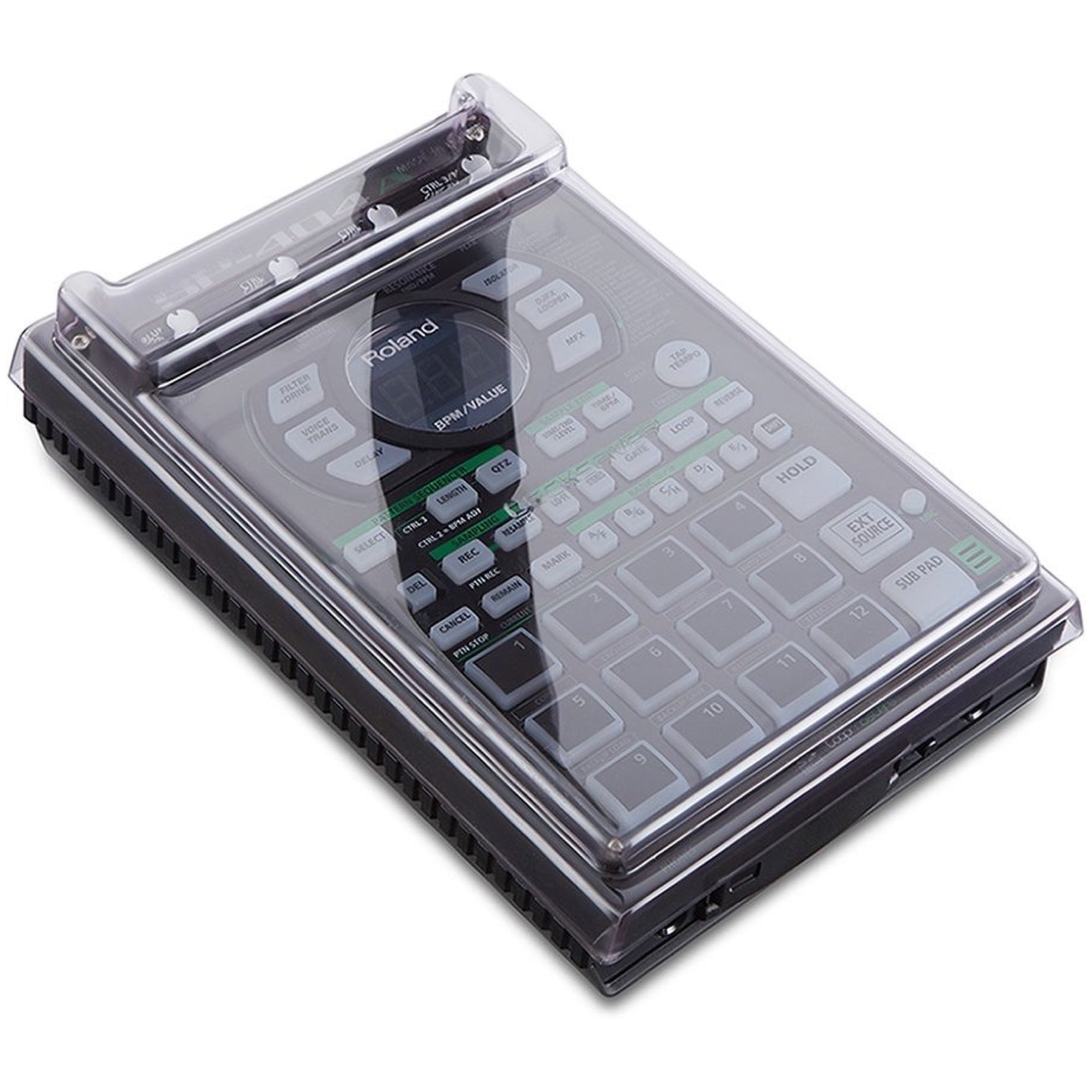 Decksaver Cover for Roland SP404, SP404A, & SP404SX