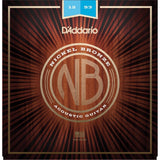 Load image into Gallery viewer, D'Addario Nickel Bronze Acoustic Guitar String Pack, NB1253