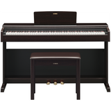 Load image into Gallery viewer, Yamaha Arius YDP-144 Digital Piano, Dark Rosewood