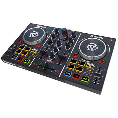 Numark PartyMix DJ Controller with Light Show