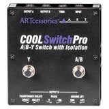 Load image into Gallery viewer, ART Coolswitch A/B/Y Footswitch Pedal