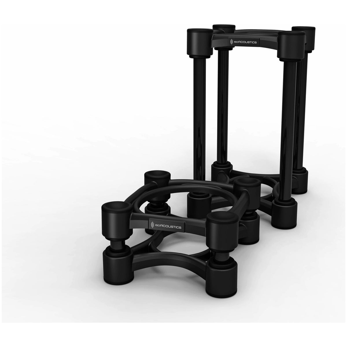 IsoAcoustics ISO-130 Small Studio Monitor Isolation Stands (Pair)
