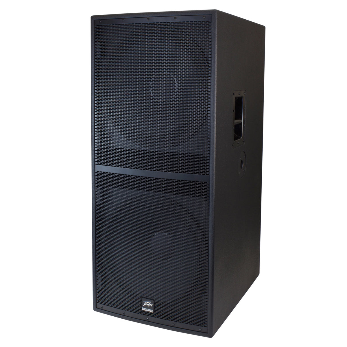 Peavey SP218 II Passive, Unpowered Subwoofer (2400 Watts, 2x18 Inch)