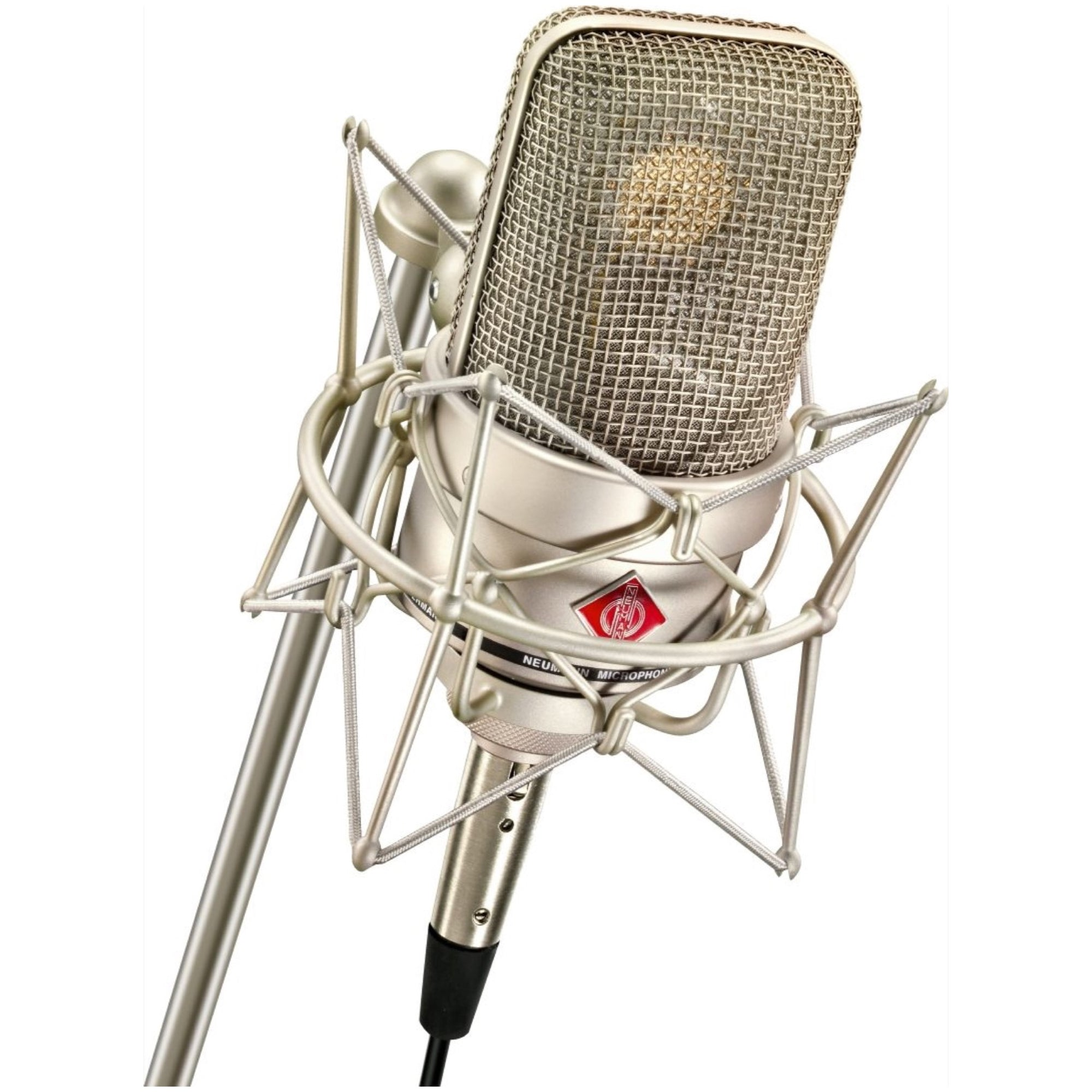 Neumann TLM 49 Cardioid Condenser Microphone, with EA3 Shockmount