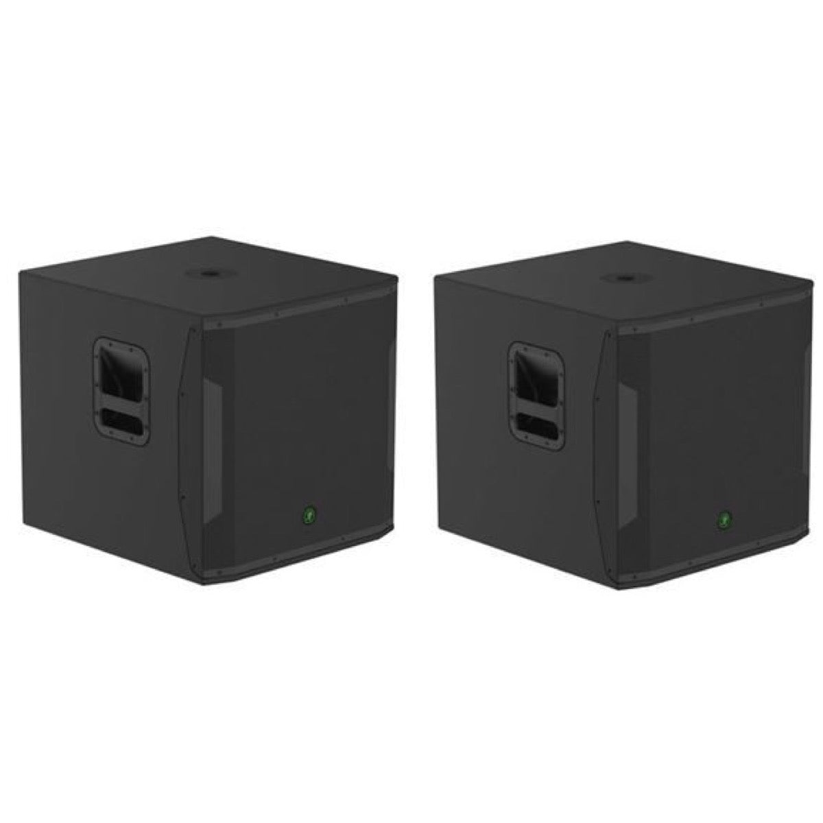 Mackie SRM1850 Powered Subwoofer (1600 Watts, 1x18 Inch), Pair