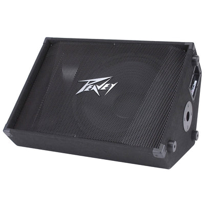 Peavey PV15M Passive, Unpowered Floor Monitor (500 Watts, 1x15 Inch), Pair
