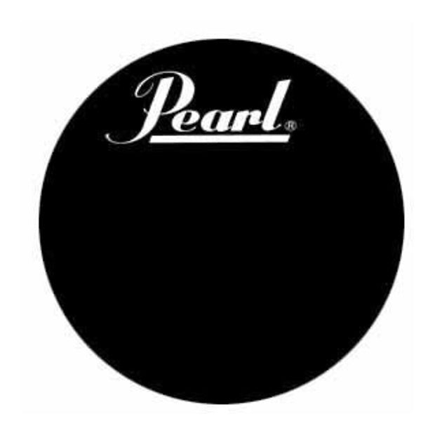 Pearl ProTone Bass Drumhead, Black, 22 Inch