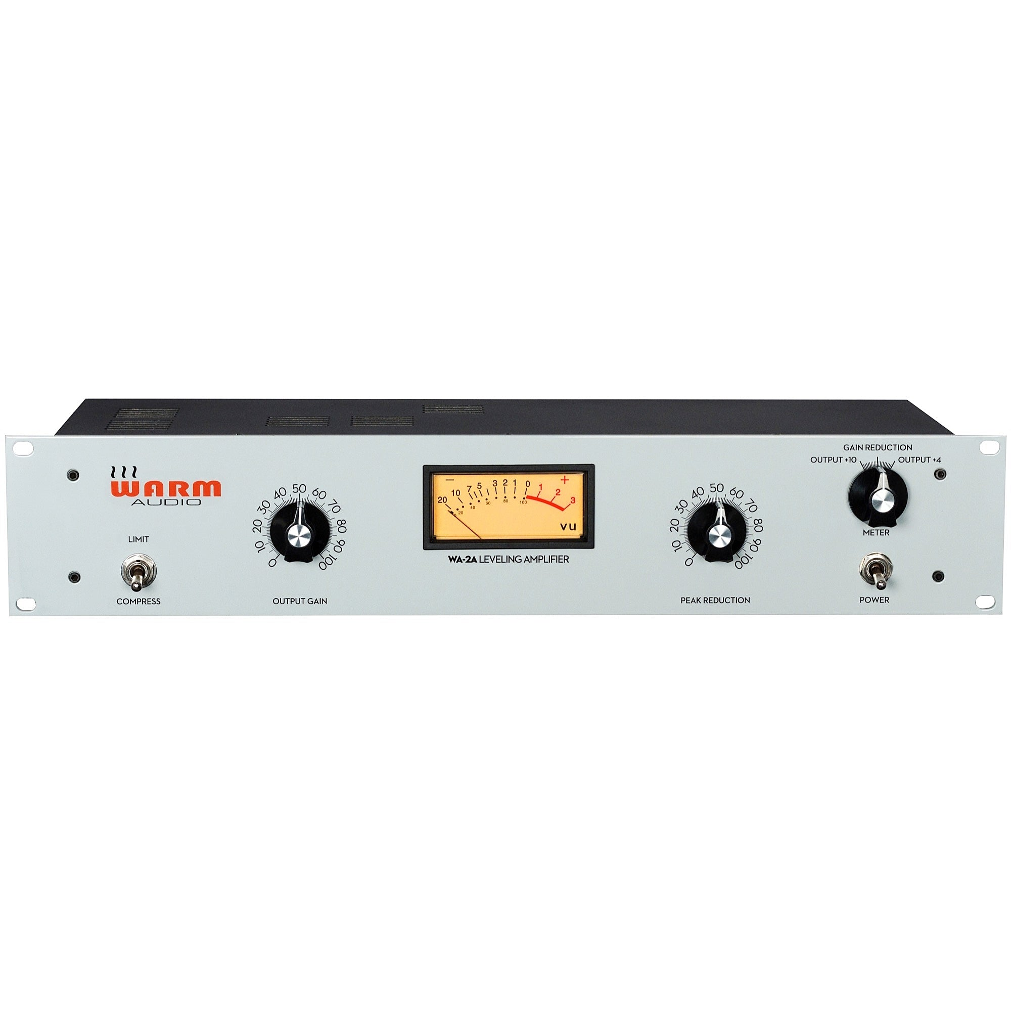 Warm Audio WA-2A Optical All-Tube Audio Compressor