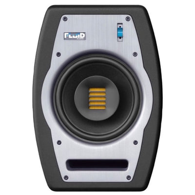 Fluid Audio FPX7 Active Studio Monitor, Single Speaker