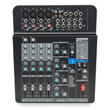 Load image into Gallery viewer, Samson MXP124FX MixPad USB Mixer, 8-Channel