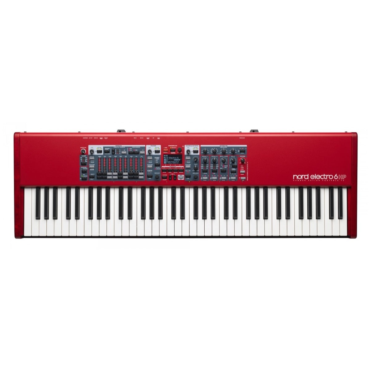 Nord Electro 6HP Stage Piano Keyboard, 73-Key