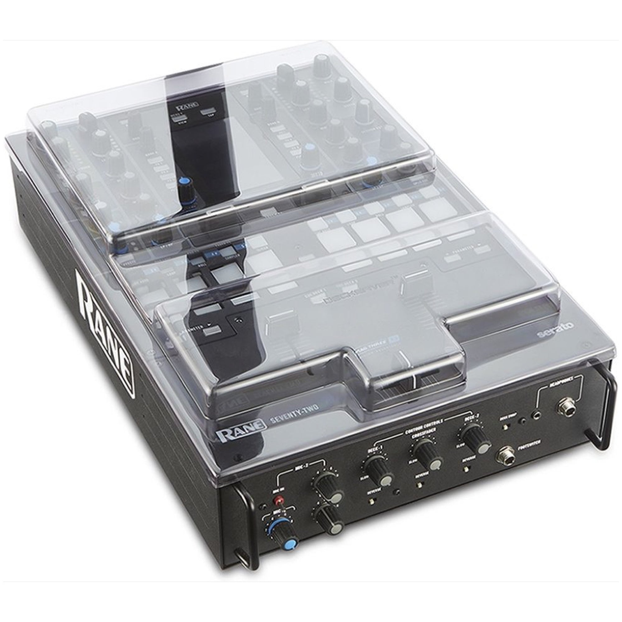 Decksaver Cover for Rane Seventy-Two Mixer