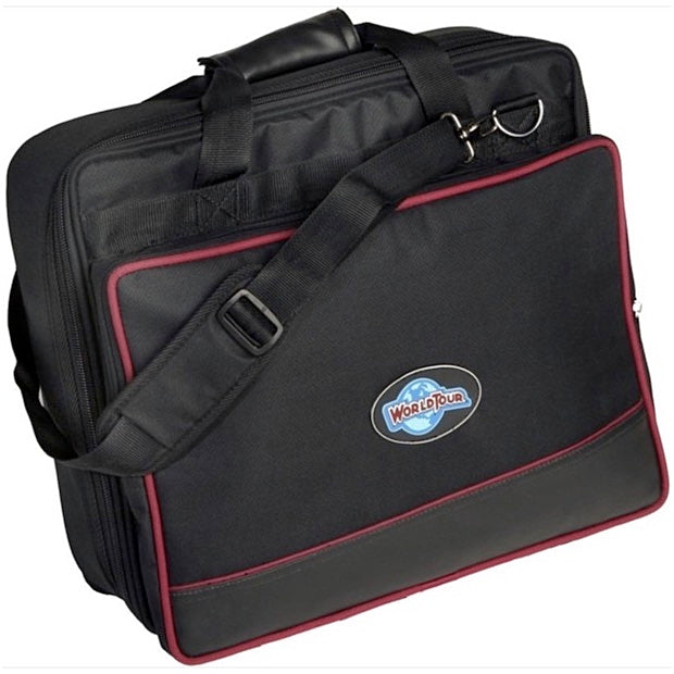 World Tour Strong Side Gig Bag for Boss ME50B, 16.00 x 9.50 x 4.25 Inch