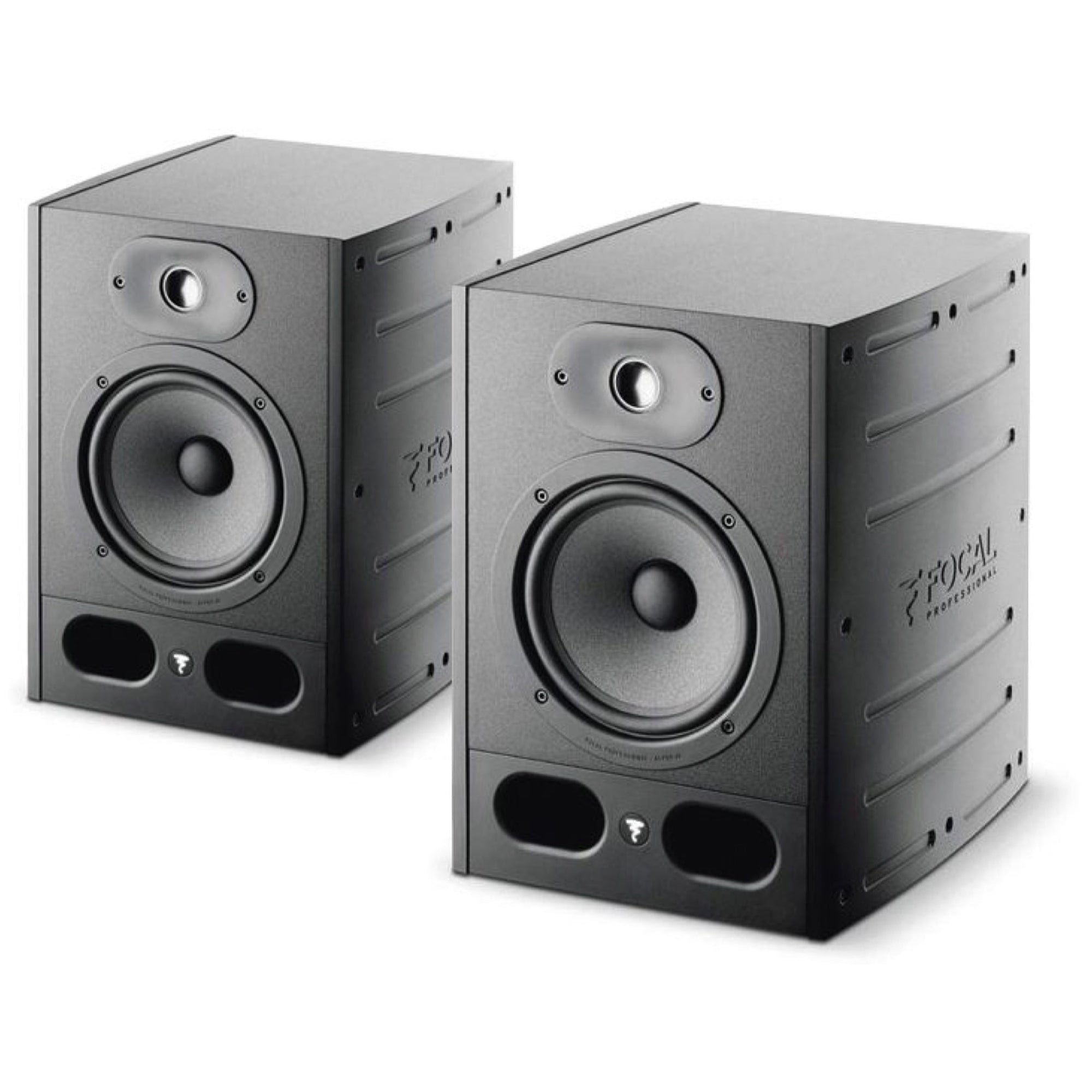 Focal Alpha 65 Powered Studio Monitor, Pair