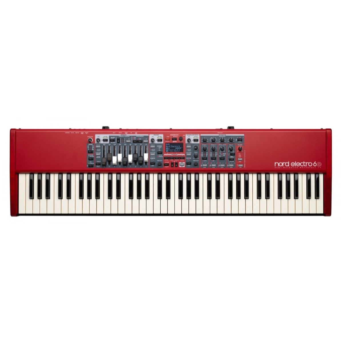 Nord Electro 6D 73 Synthesizer Keyboard, 73-Key