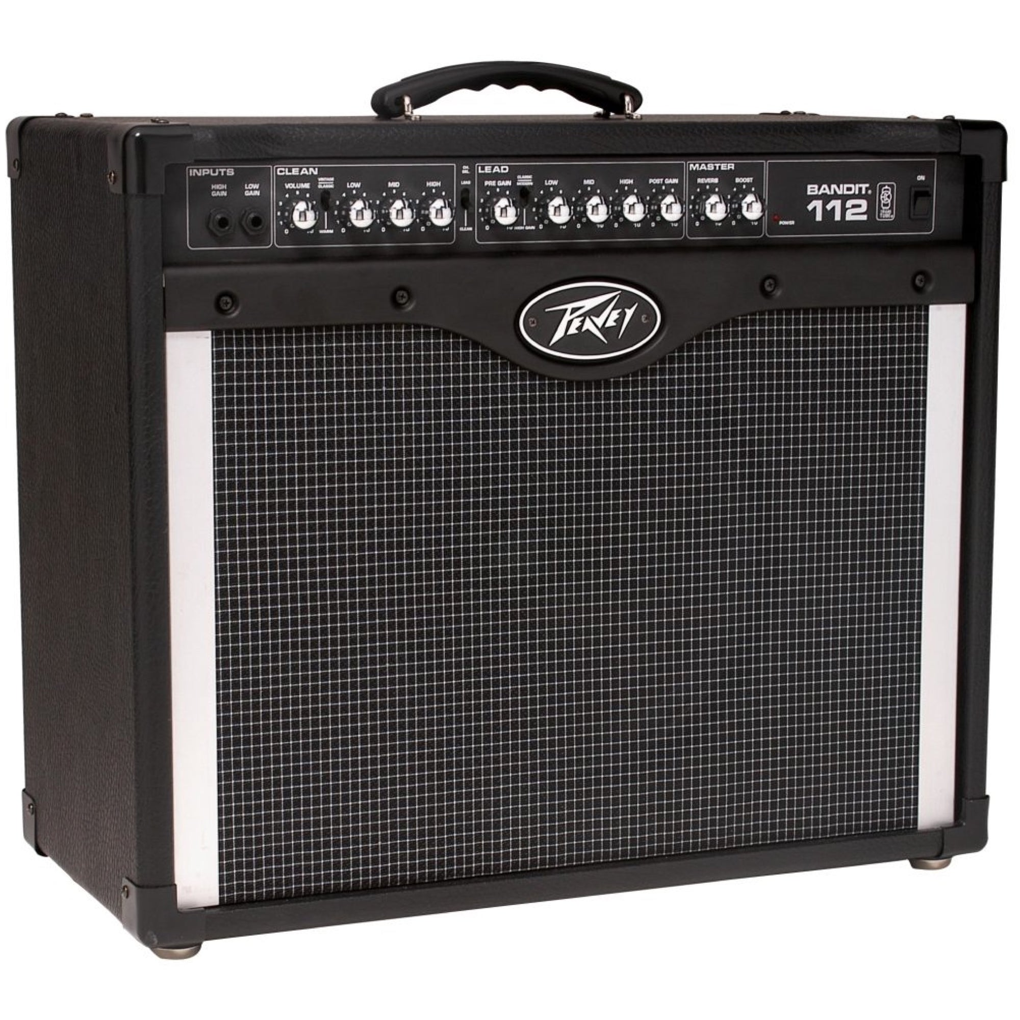 Peavey Bandit 112 TransTube Guitar Combo Amplifier (80 Watts, 1x12 Inch)
