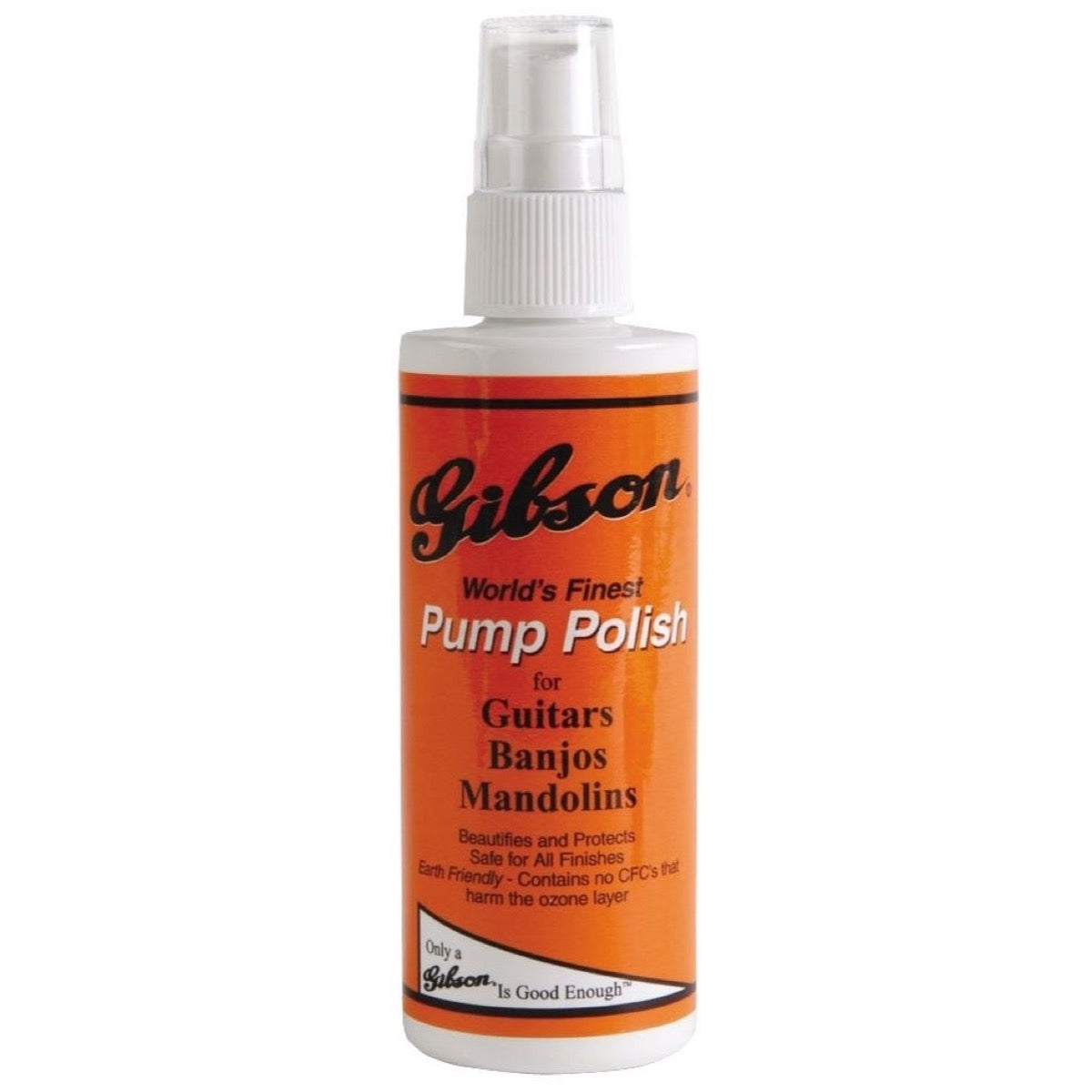 Gibson Guitar Pump Polish