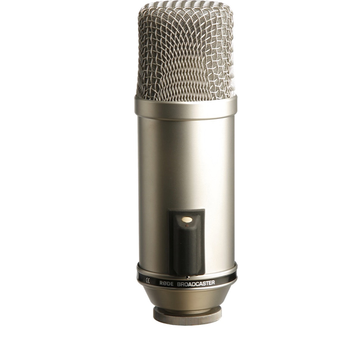 Rode Broadcaster Condenser Microphone, with On-Air Indicator
