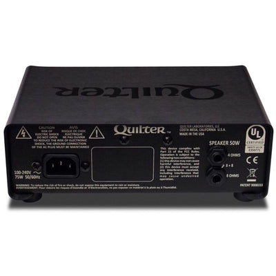 Quilter 101 Mini Guitar Amplifier Head with Reverb