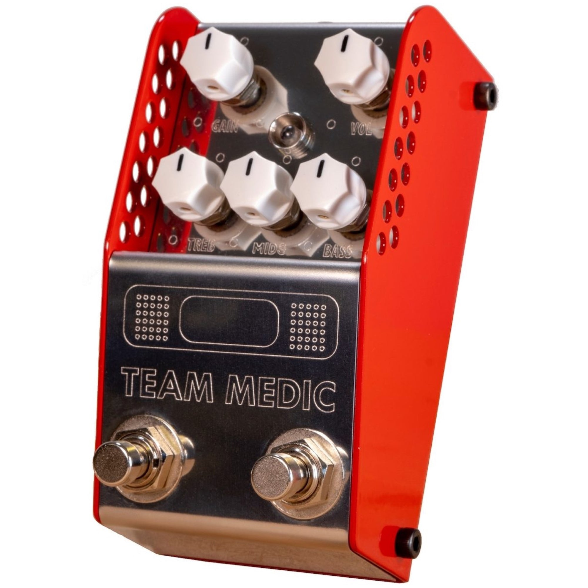 Thorpy FX Team Medic Buffer and EQ Boost Pedal