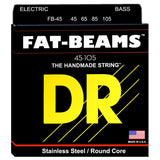 Load image into Gallery viewer, DR Strings FB45 Fat-Beams Electric Bass Strings, Medium, 45-105