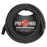 Load image into Gallery viewer, Pig Hog XLR Microphone Cable, 25 Foot